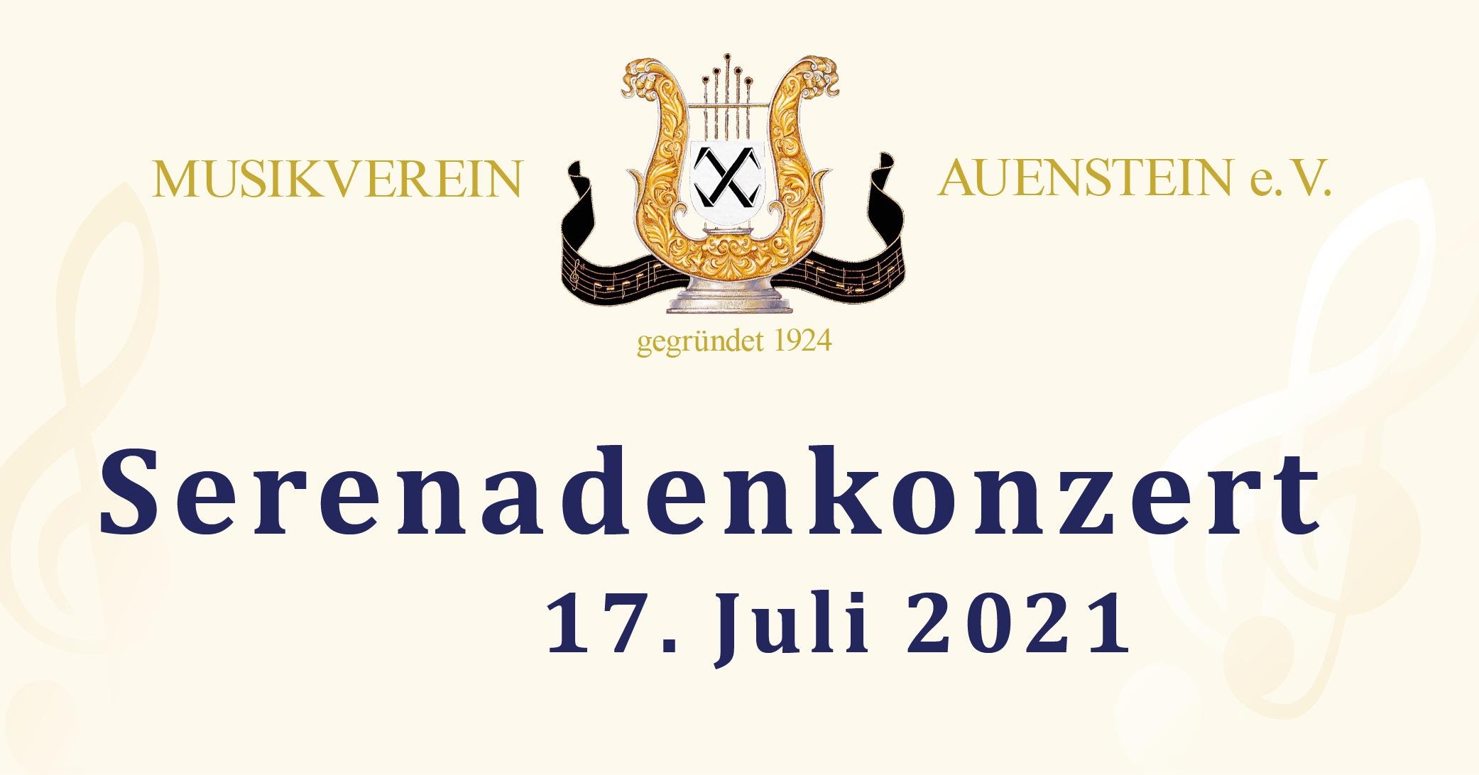 Konzert am 17. Juli 2021